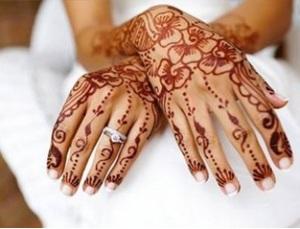 tatuagens  de henna natural